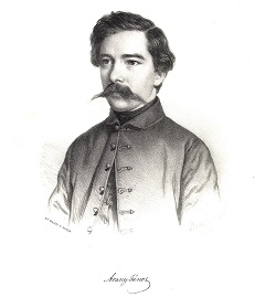 Arany János Barabás 1848